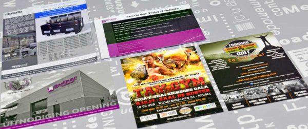 Flyer, kaart, poster, fotografie, ontwerp, logo, huisstijl, reclame, grafische vormgeving, DTP, reclame-uiting, portfolio