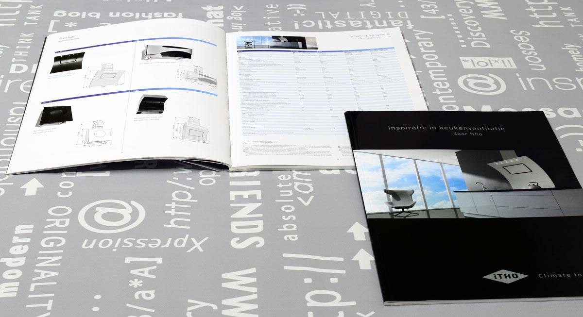 Itho, Technische illustraties, Technische handleidingen, Technische documentatie, Gebruikershandleiding