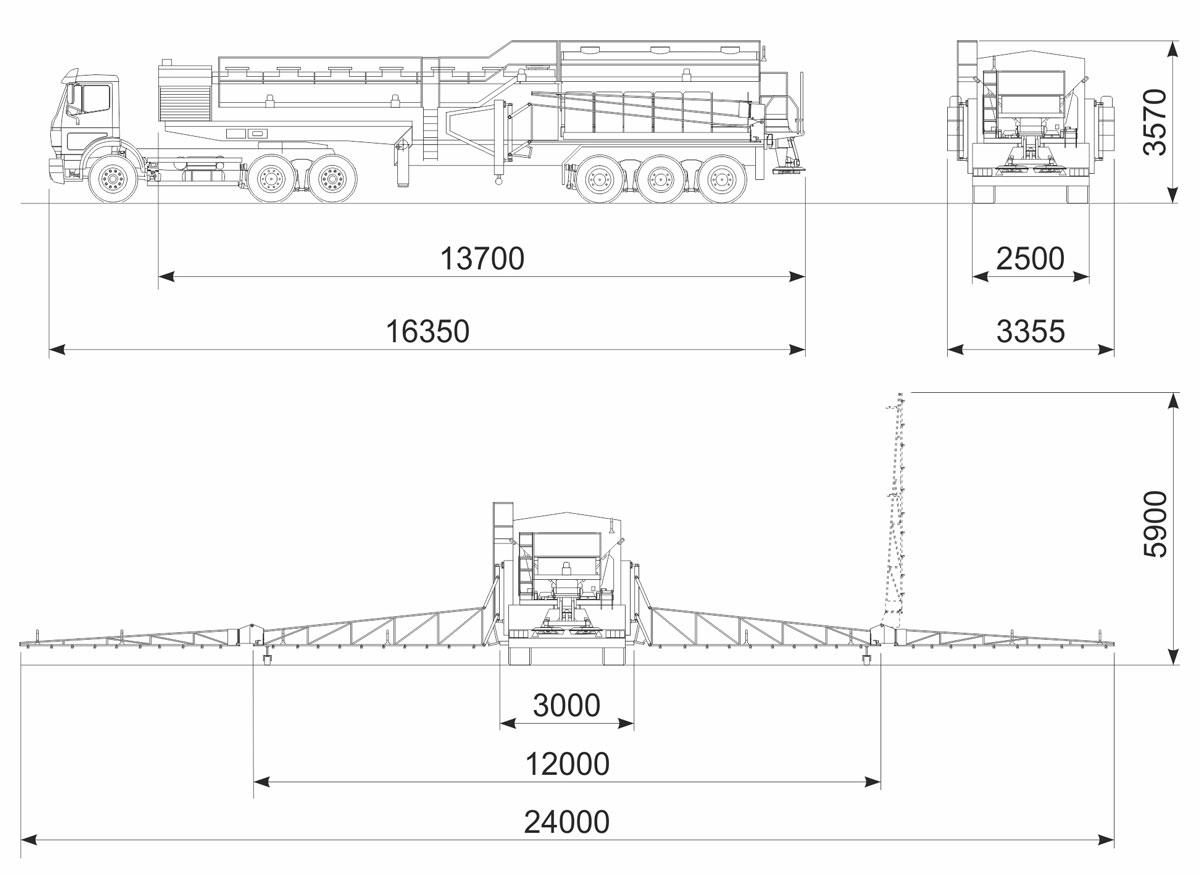 Nido, Technische illustraties, Technische documentatie, Technische handleidingen, Maatschets
