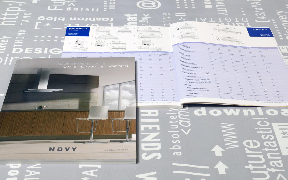 Novy, Technische illustraties, Technische handleidingen, Technische documentatie, Gebruikershandleiding