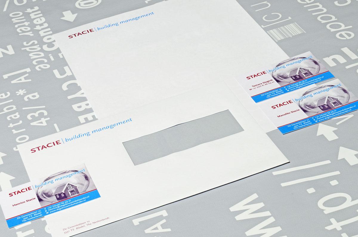 Stacie, reclame, ontwerp, logo, huisstijl, grafische vormgeving, DTP, logo, huisstijl, visitekaartjes, Portfolio