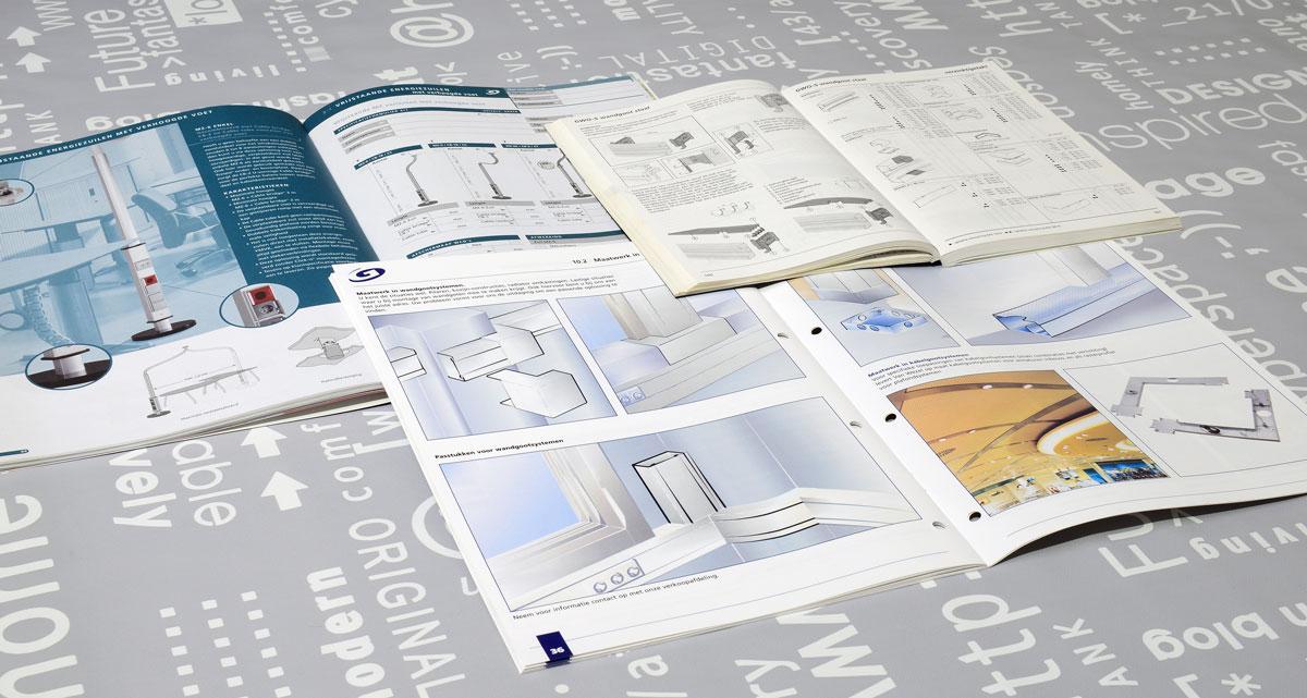 Van Geel, Technische illustraties, Technische handleidingen, Technische documentatie, Gebruikershandleiding