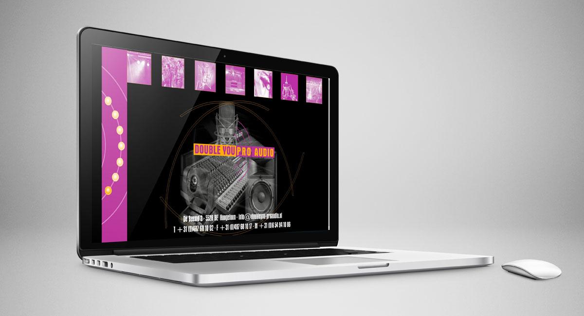 Double You, webdesign, ontwerp, logo, huisstijl, reclame, reclame-uiting, website