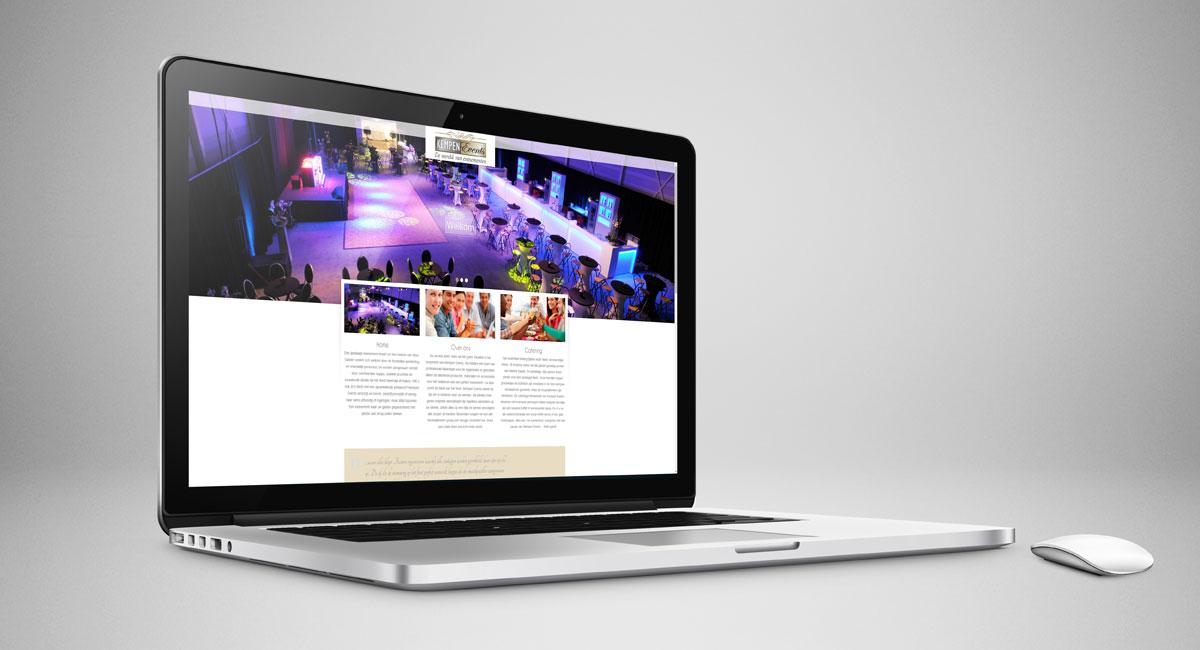 Kempen Events, webdesign, ontwerp, logo, huisstijl, fotografie, reclame, reclame-uiting, website, portfolio