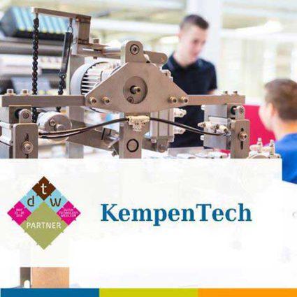 KempenTech, DTW, 2016, nieuws