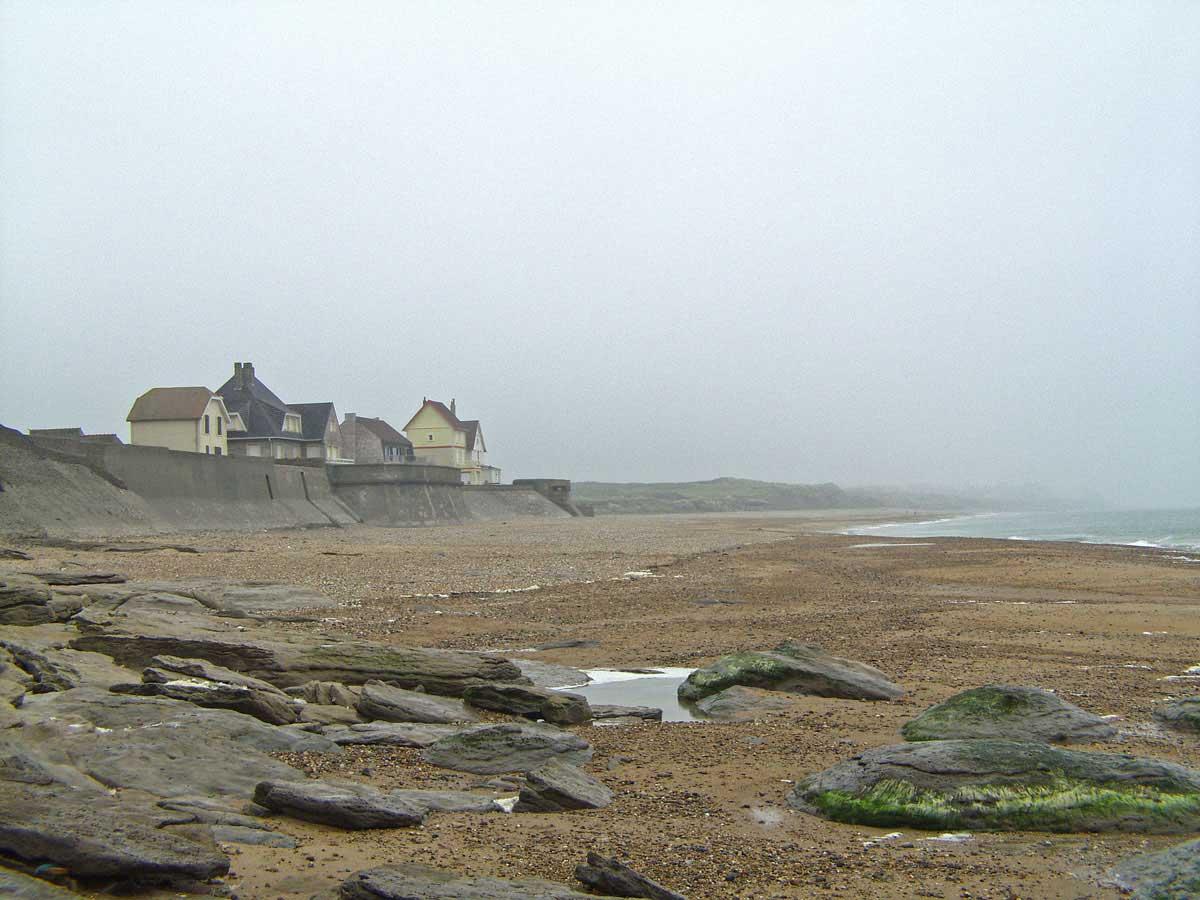 normandie, rots, zee, mist, strand, Hans van der Mark, HVM, fotografie, fotograaf, vakfotograaf, passie