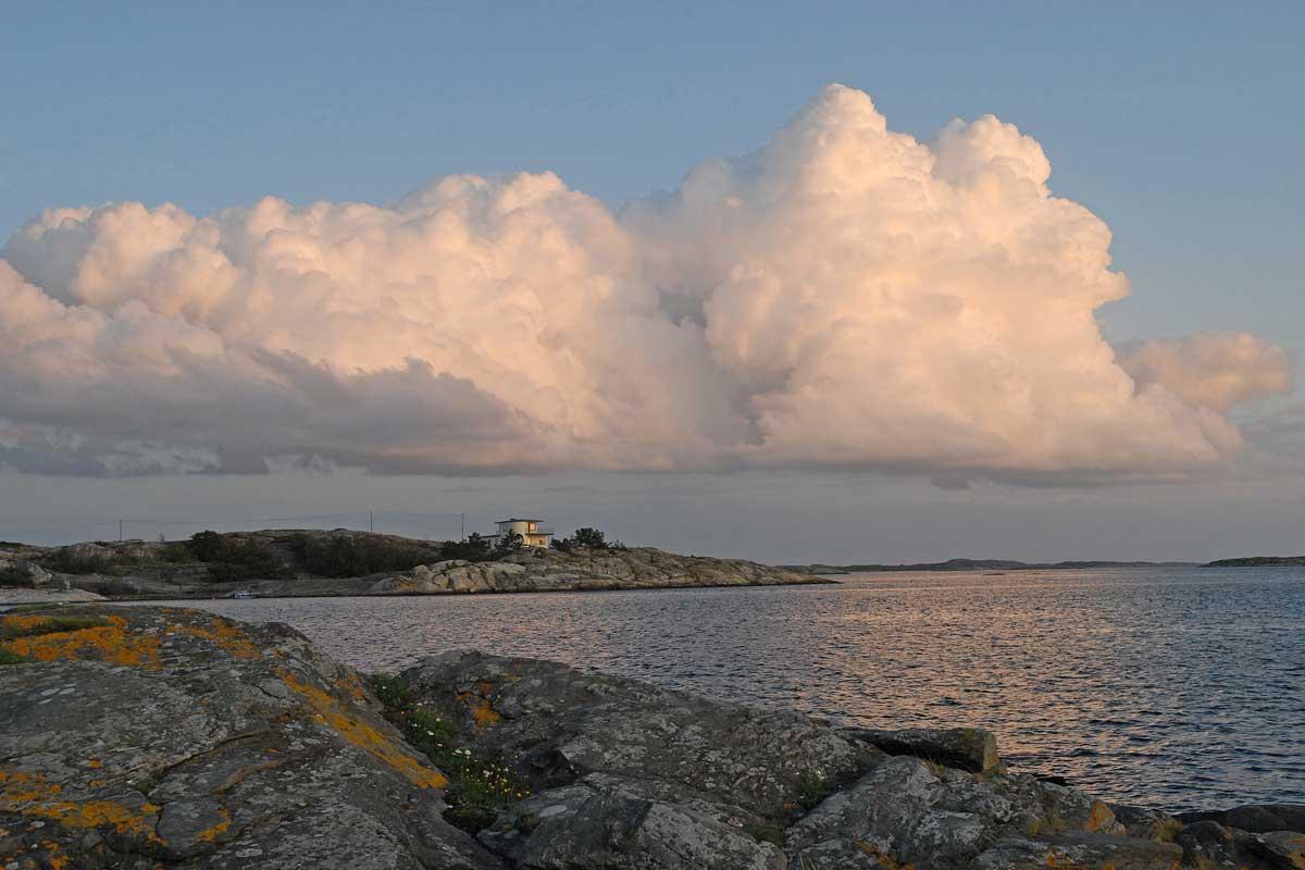 Hans van der Mark, Wolken, Zee, Zweden, HVM, fotografie, fotograaf, vakfotograaf, passie