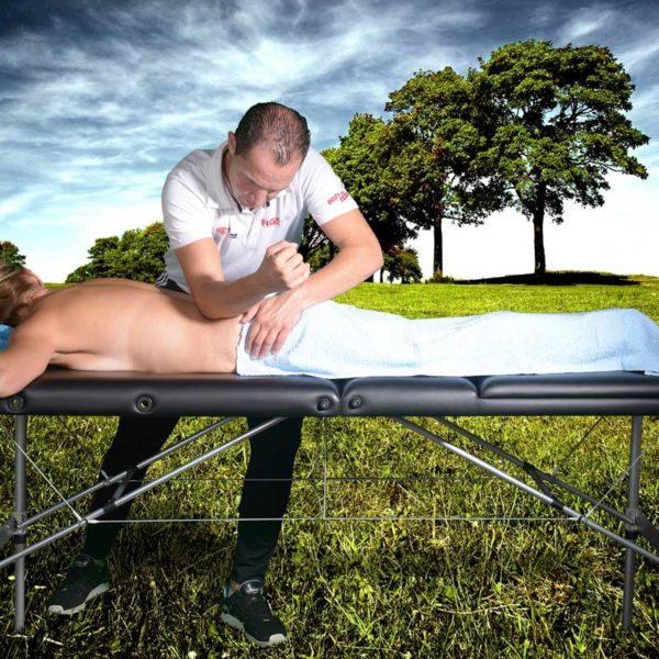 Sportmassage Bladel, Rob van de Ven, Bedrijfsfotografie, beeldbewerking, portfolio