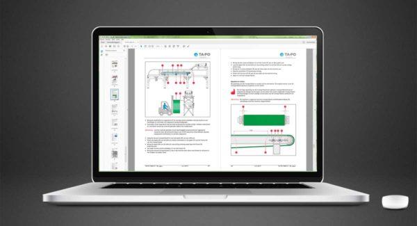 TA-PO, Technische documentatie, tekst, illustraties, opmaak, technische handleidingen, portfolio