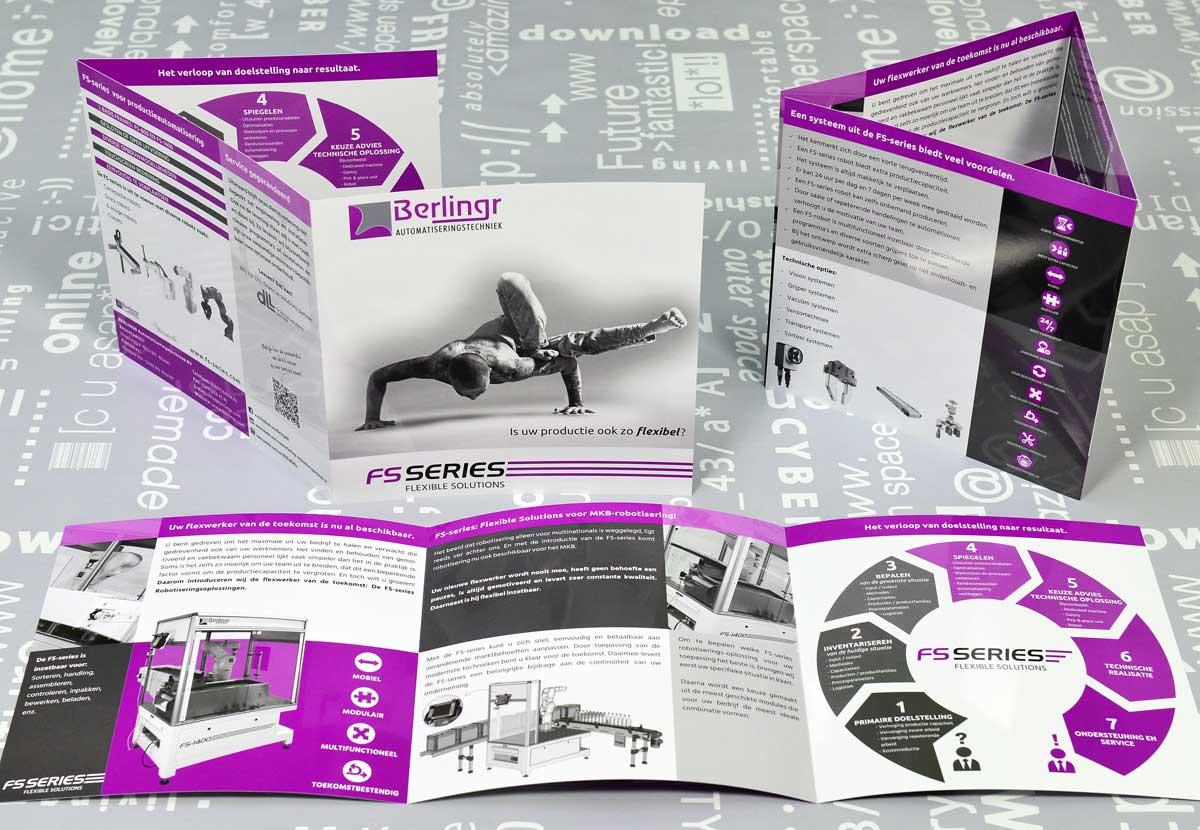 Berlingr, FS Series, brochure, ontwerp, logo, huisstijl, infographic, reclame, fotografie, grafische vormgeving, DTP, reclame-uiting, portfolio