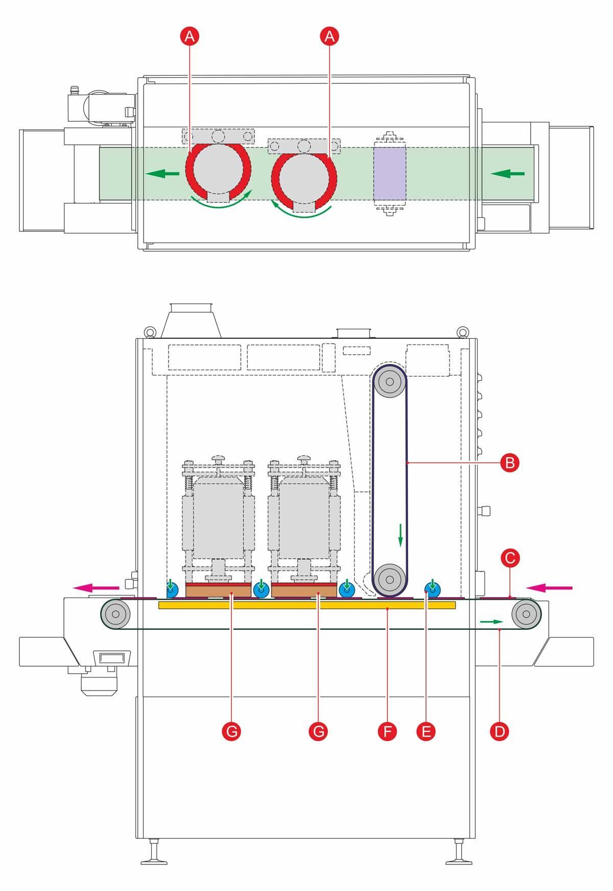 Q-Fin, Technische illustraties, Handleidingen, Technische documentatie, portfolio