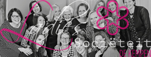 Ladies Sociëteit de Kempen, ontwerp, logo, fotografie, huisstijl, grafische vormgeving, DTP, reclame, portfolio, Bladel