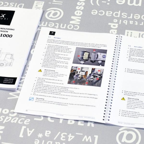 Inoxi-Technische-Documentatie-Gebruikershandleiding-Handleidingen-portfolio
