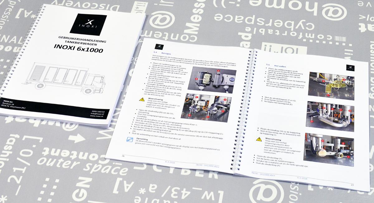 Inoxi-Technische-Documentatie-Gebruikershandleiding-Handleidingen-portfolio-Bladel