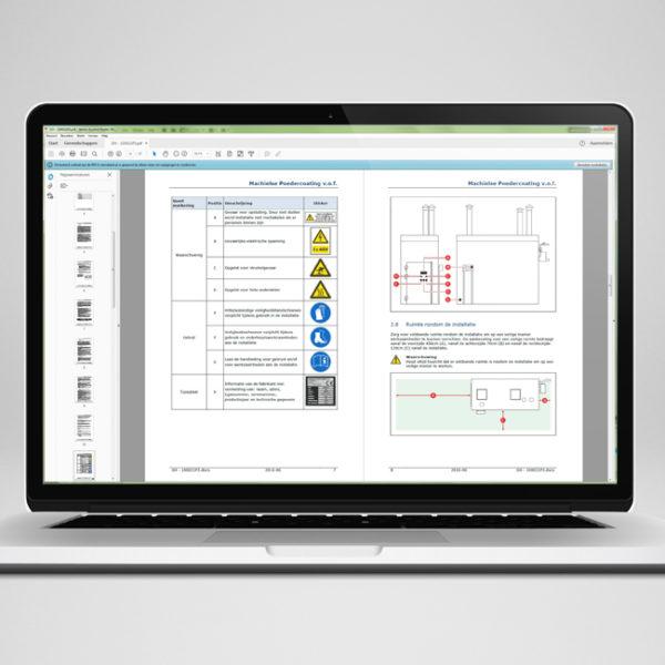 Machielse-moffeloven-Van-Empel-Technische-Documentatie-Gebruikershandleiding-Handleidingen-portfolio