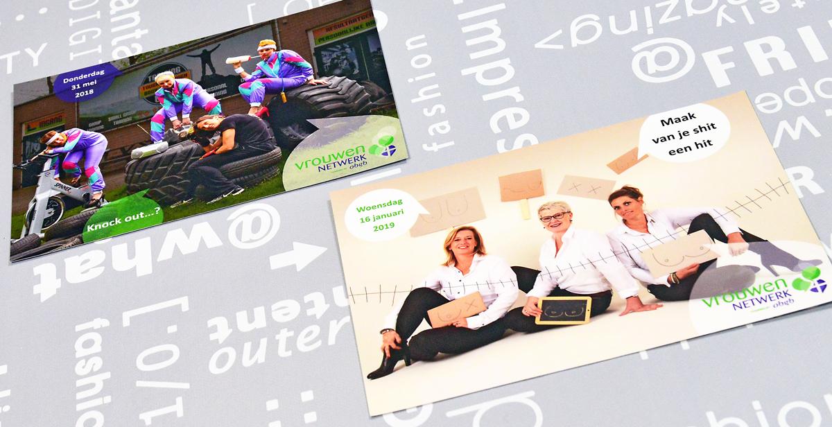 OBGB-Vrouwennetwerk-uitnodigingen-kaarten-grafisch-opmaak-DTP-reclame-uiting-portfolio-Bladel