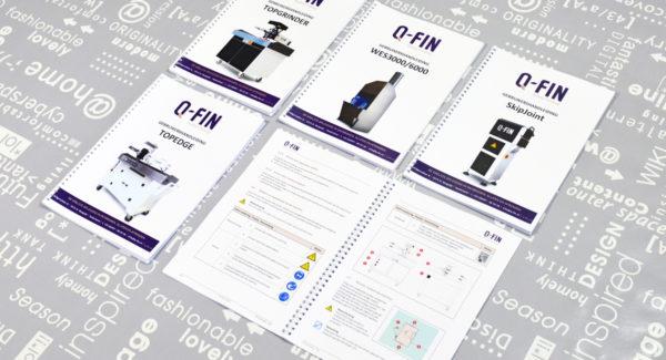 Q-Fin-Quality-Finishing-Technische-Documentatie-Gebruikershandleiding-Handleidingen-portfolio-Bladel