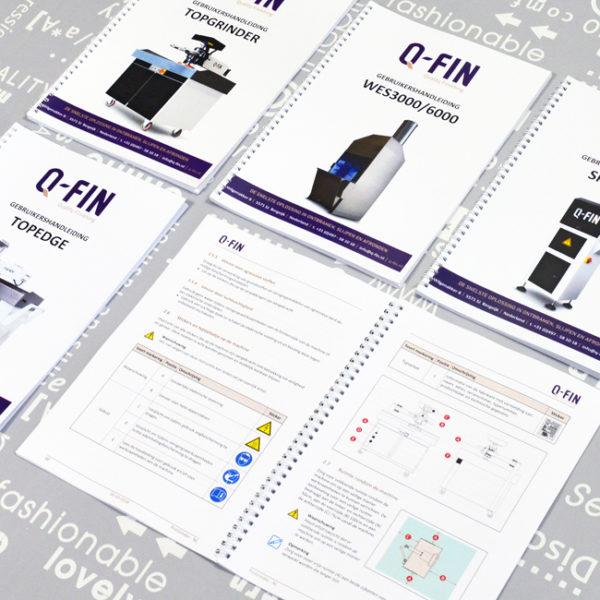Q-Fin-Quality-Finishing-Technische-Documentatie-Gebruikershandleiding-Handleidingen-portfolio
