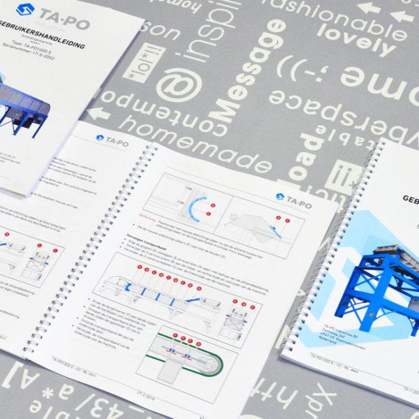 TAPO-Technische-Documentatie-Gebruikershandleiding-Handleidingen-portfolio