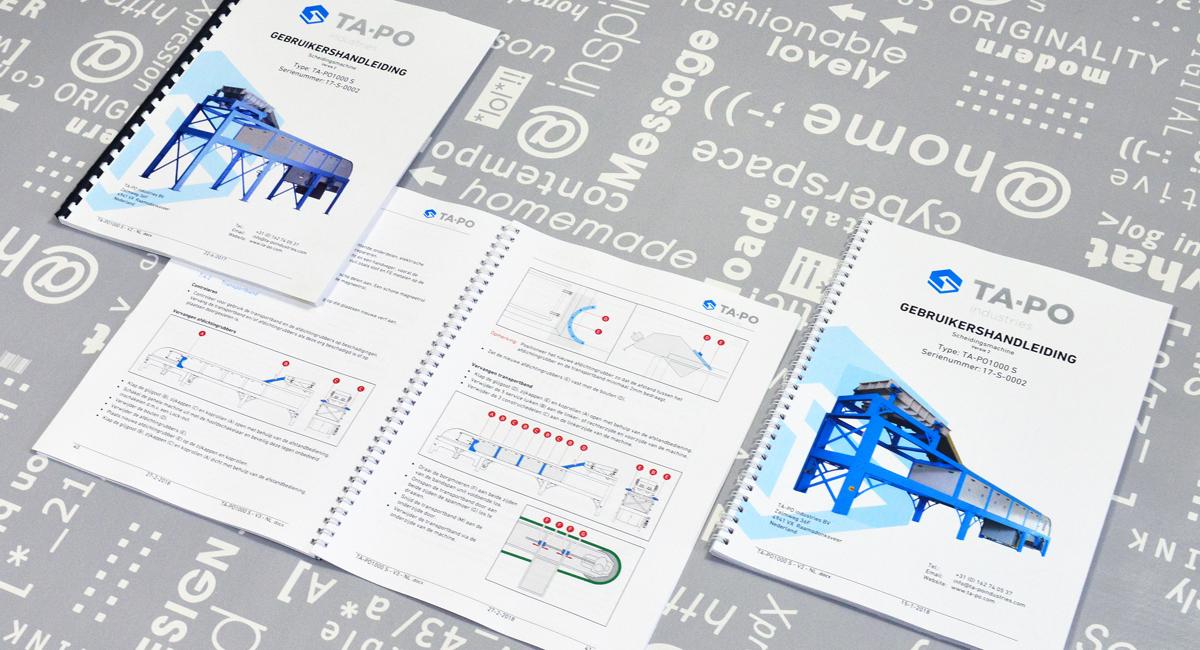 TAPO-Technische-Documentatie-Gebruikershandleiding-Handleidingen-portfolio-Bladel