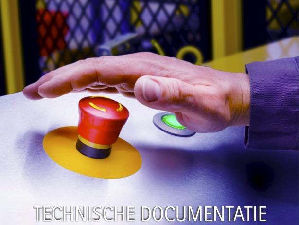 Technische documentatie, illustraties, handleidingen, veiligheid instructies, CE-markering, portfolio, Bladel
