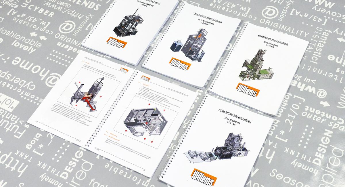 Willems-Baling-Equipment-Technische-Documentatie-Gebruikershandleiding-Handleidingen-portfolio-Bladel-1
