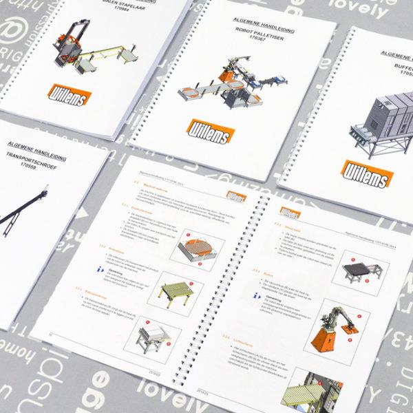 Willems-Baling-Equipment-Technische-Documentatie-Gebruikershandleiding-Handleidingen-portfolio