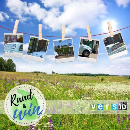 Locaties raad & win actie social media versID